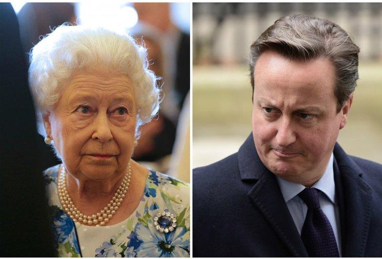 Nutekinti Didžiosios Britanijos valdžios pokalbiai: išsidavė, ką iš tiesų galvoja apie pasaulio lyderius (nuotr. SCANPIX)