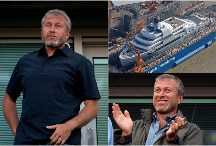 Roman Abramovich jachta (nuotr. SCANPIX) tv3.lt fotomontažas