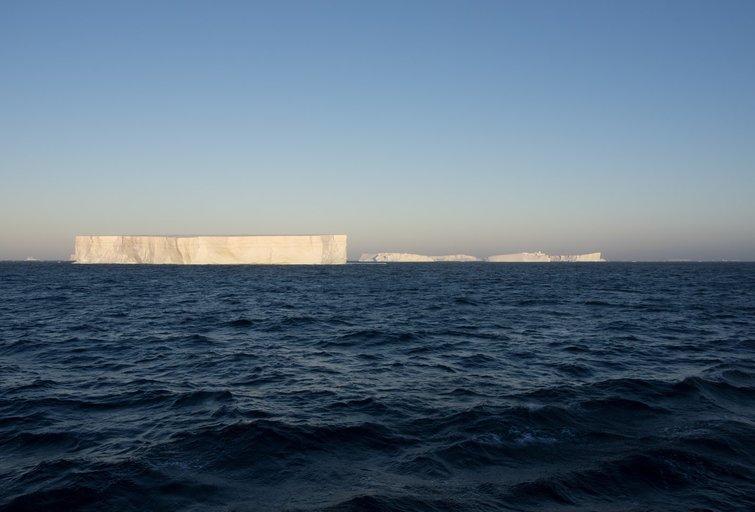 Brunto šelfinis ledynas (nuotr. SCANPIX)