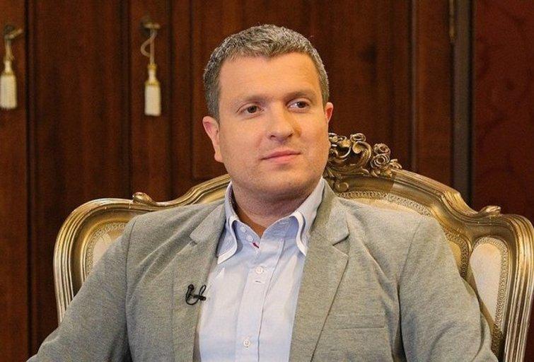 Deivydas Zvonkus (nuotr. TV3)