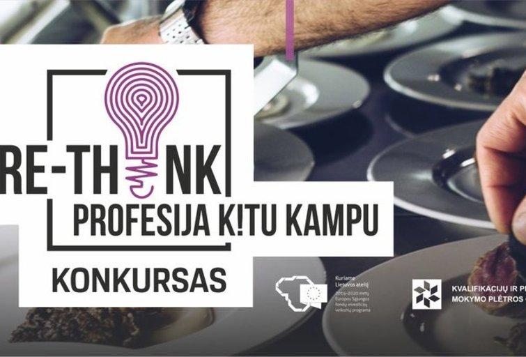 Profesija kitaip: prasideda netradicinis profesijų pažinimo konkursas jaunimui