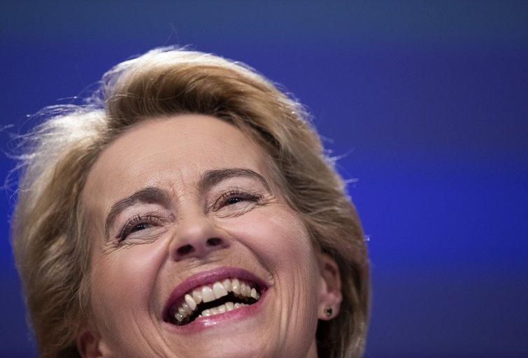 Ursula von der Leyen (nuotr. SCANPIX)