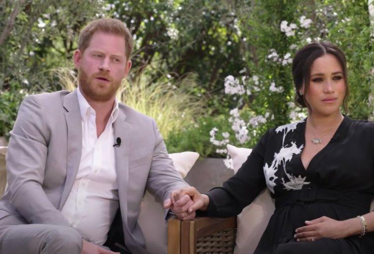 Princas Harry ir Meghan Markle (nuotr. YouTube)