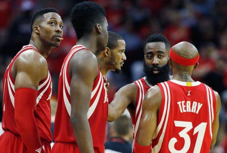 Houston Rockets (nuotr. SCANPIX)