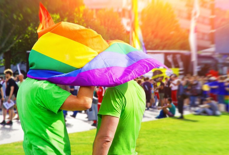 LGBT vėliava (nuotr. Fotolia.com)
