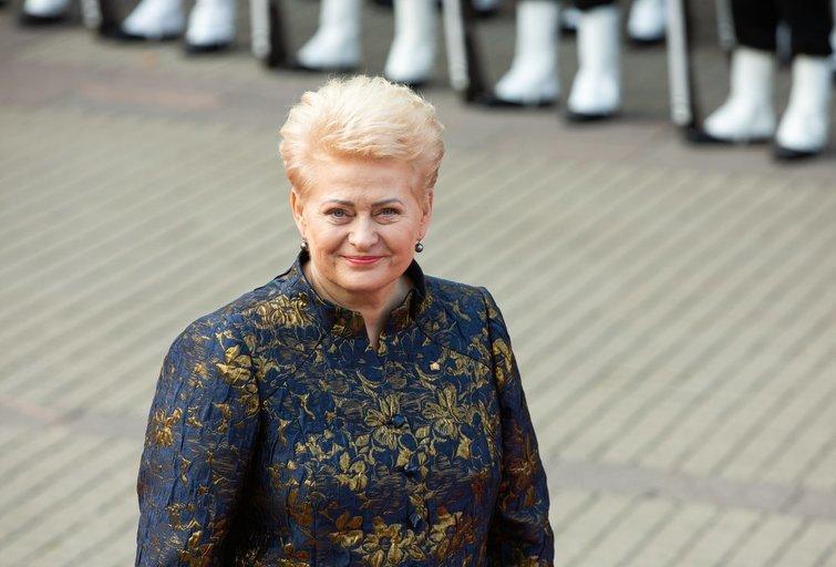 Saulius Skvernelis perdavė Vyriausybės įgaliojimus Gitanui Nausėdai (Greta Skaraitienė/Fotobankas)