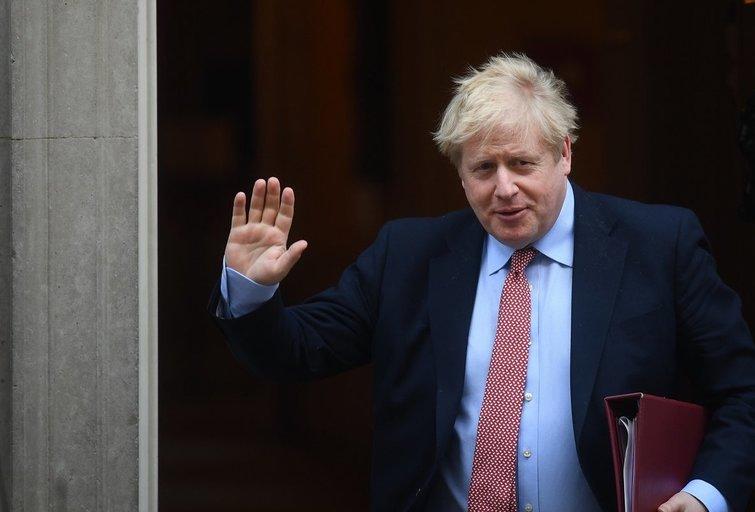 Borisui Johnsonui diagnozuotas koronavirusas (nuotr. SCANPIX)