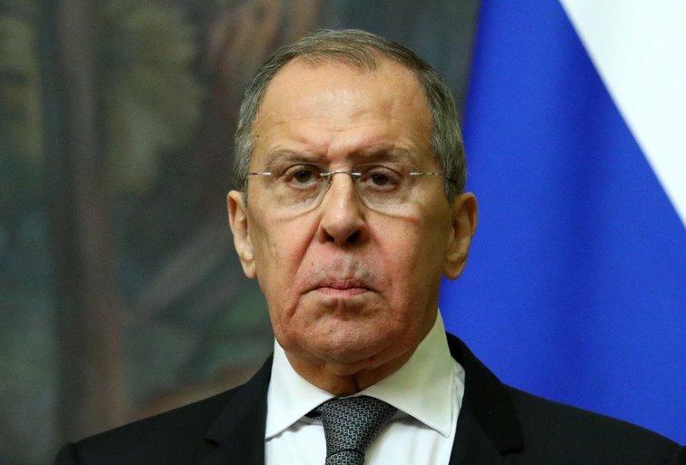 """Grėsmingas perspėjimas iš Rusijos: """"Nori taikos – ruoškis karui"""" (nuotr. SCANPIX)"""