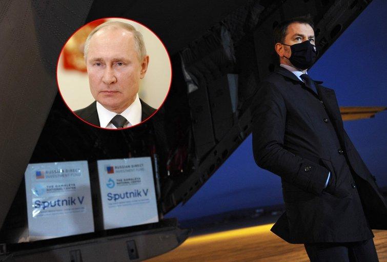 """""""Sputnik V"""" vakcina skaldo Slovakiją: premjeras slapta sudarė sutartį su Rusija (nuotr. SCANPIX)"""