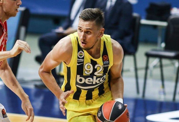 Edgaras Ulanovas. (nuotr. Euroleague Basketball)