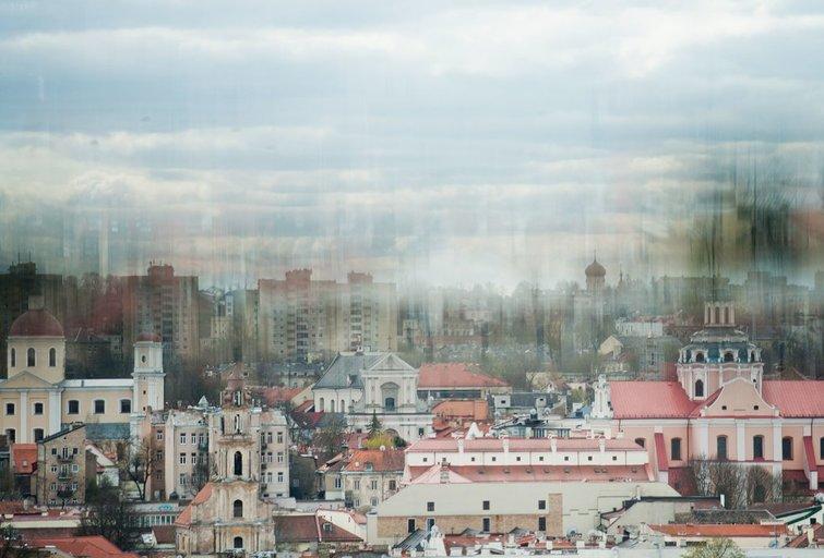 Vilniaus miestas (nuotr. Fotodiena/Domantas Pipas)