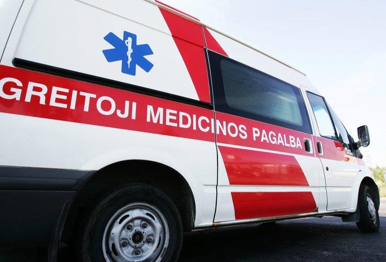 Greitoji medicinos pagalba (Fotobankas)