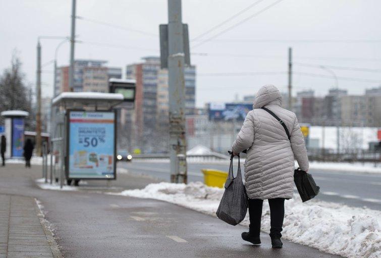 Žiema (nuotr. Fotodiena/Justino Auškelio)