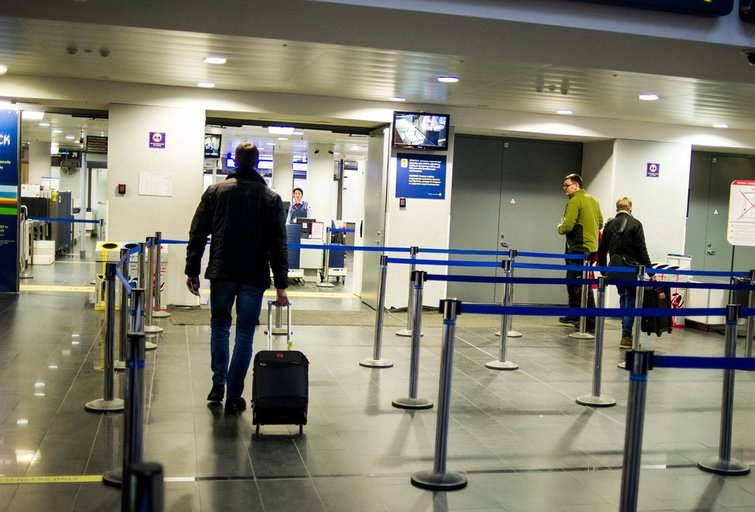 Oro uostas (nuotr. Fotodiena.lt)