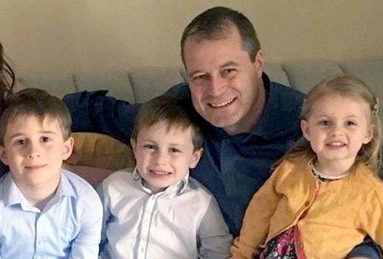 Airijoje gyvenanti šeima prieš mėnesį patyrė tikrą košmarą (nuotr. mirror.co.uk.)
