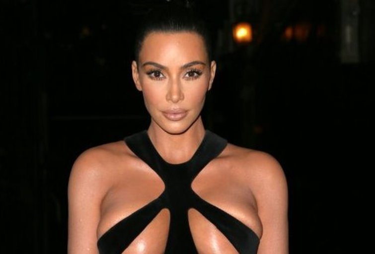 Kim Kardashian (nuotr. Vida Press)
