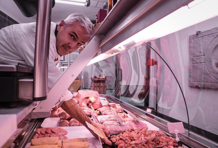 Mėsa (nuotr. Fotolia.com)