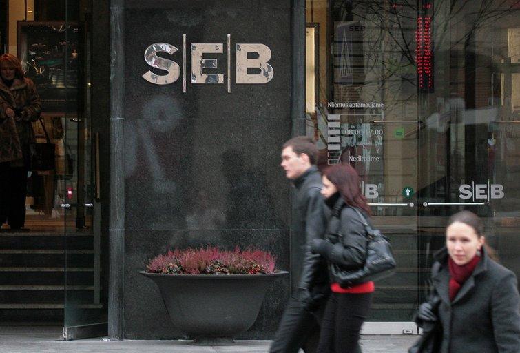SEB bankas (nuotr. Elta) (nuotr. Balsas.lt)