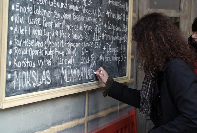 Pedagogė (D. Stumbrio nuotr.) (nuotr. Gamintojo)