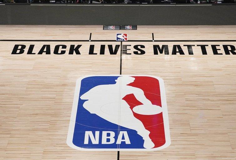 NBA logotipas. (nuotr. SCANPIX)