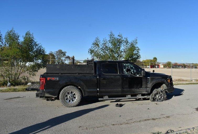 Meksikos karteliui surengus ataką netoli sienos su JAV žuvo 20 žmonių (nuotr. SCANPIX)