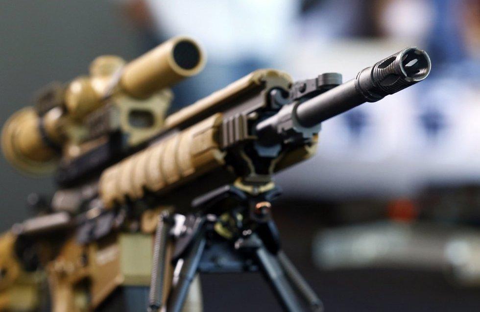 Didžioji Britanija – antra po JAV pagal ginklų eksportą (nuotr. SCANPIX)