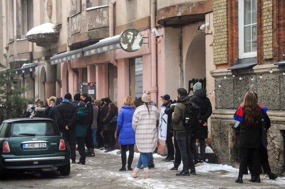 Barai ir restoranai prašo kompensacijų dėl sustabdytos veiklos