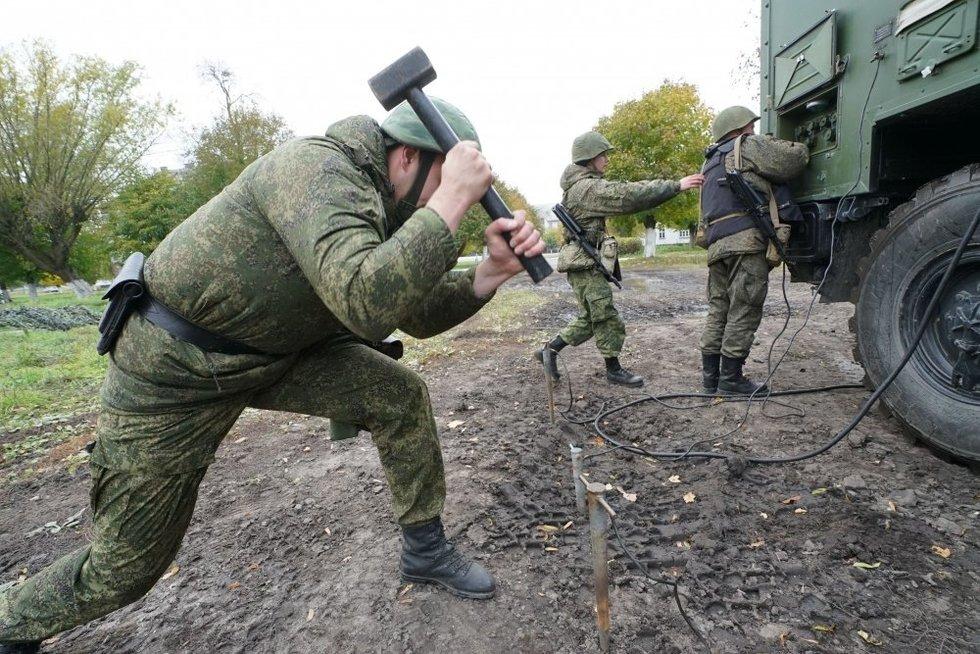 Rusai nesijaudina dėl Kremliaus žvanginimo ginklais: čia tik nervų karas (nuotr. SCANPIX)