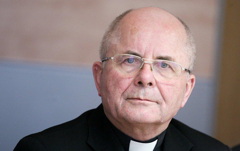 Kardinolas Sigitas Tamkevičius
