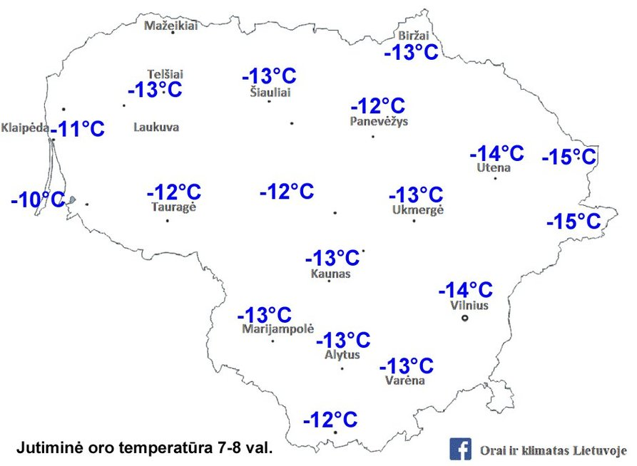 Orai (nuotr. Orai ir klimatas Lietuvoje)