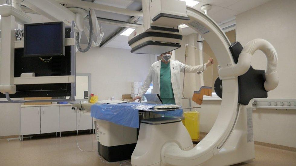 Sveikatos medis. Atlikta įspūdingo masto operacija – panevėžietis ištrauktas iš mirties gniaužtų