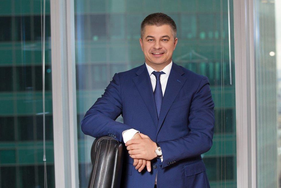 Gediminas Žiemelis (bendrovės nuotr.)