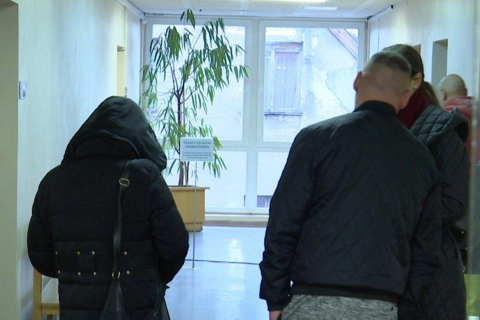 Teisiama moteris  (nuotr. TV3)