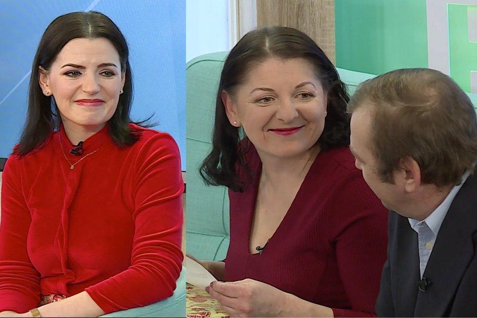 """Vyro poelgis susigraudino """"TV Pagalbos"""" vedėją Renatą: ašarų neslėpė ir jo žmona (nuotr. stop kadras)"""
