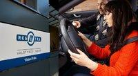 Dėl vairavimo egzaminų bus rengiamas mitingas (nuotr. tv3.lt)