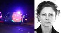 Policija prašo pagalbos – dingo moteris (nuotr. Policijos)