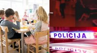 Kazlų Rūdos pradinės mokyklos auklėtojai – įtarimai smurtavus (tv3.lt fotomontažas)