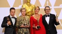 """Los Andžele dalijami """"Oskarai"""": paskelbtas geriausias filmas (nuotr. SCANPIX)"""