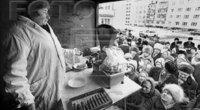 """Maistas Sovietų Sąjungoje (nuotr. """"Youtube"""")"""