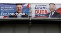 Lenkijoje vyksta prezidento rinkimai (nuotr. SCANPIX)
