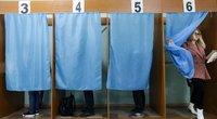 Rinkimai (nuotr. SCANPIX)