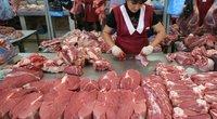 Mėsos pardavimas (nuotr. SCANPIX)