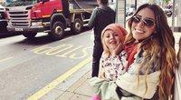 Kylie Rae Harris (nuotr. Instagram)