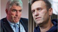 """Laurinavičius apie Navalną: """"Kremlius kuria naujus lyderius"""" (tv3.lt koliažas)"""