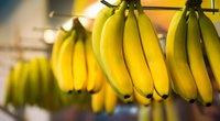 Bananai (nuotr. 123rf.com)