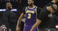 """""""Lakers"""" iškovojo užtikrintą pergalę. (nuotr. SCANPIX)"""