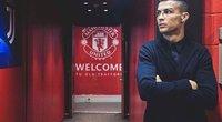 Cristiano Ronaldo (nuotr. Instagram)
