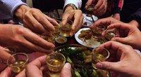 Alkoholis (nuotr. SCANPIX)
