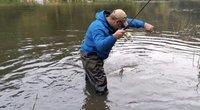 Žvejys (nuotr. stop kadras)