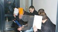 """Alfuko grupuotės teismai tęsėi jau 4 metus (""""Akistatos"""" archyvo nuotr.)"""